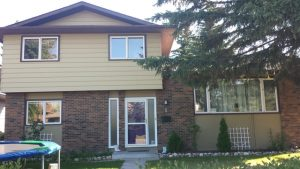 Vores hus i Calgary